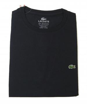ラコステ Tシャツ ピマ・コットン (ネイビー)