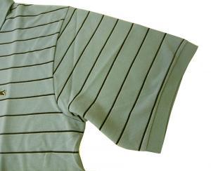 No.10 ポロシャツ (ドリスブルー・水色) 5(M)サイズ