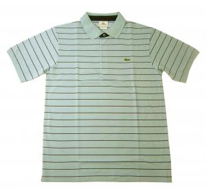 No.2 ポロシャツ (ドリスブルー・水色) 5(M)サイズ