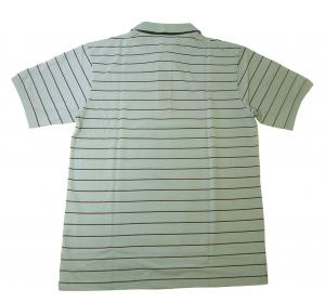 No.3 ポロシャツ (ドリスブルー・水色) 5(M)サイズ