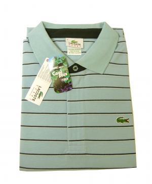 No.4 ポロシャツ (ドリスブルー・水色) 5(M)サイズ