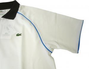 No.5 ポロシャツ (ホワイト)