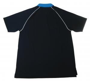 No.3 ポロシャツ (ダークブルー)