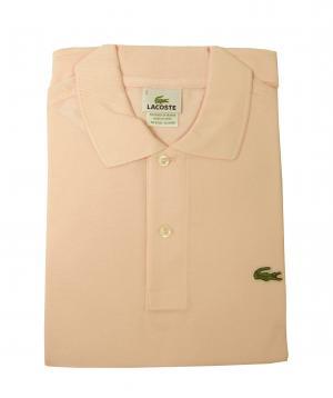 ラコステ ポロシャツ (ライトピンク) 2(XXS)サイズ