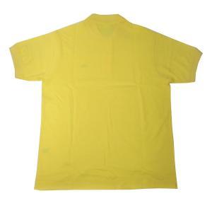 No.3 ポロシャツ (イエロー) 4(S)サイズ