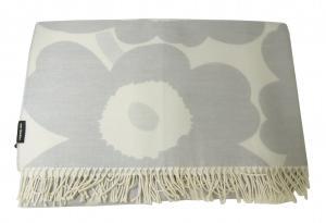マリメッコ ブランケット Unikko ウニッコ 毛布 130×180cm