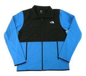 ザノースフェイス フリース ジャケット メンズ 100 TKA Glacier Full Zip