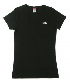 ザノースフェイス Tシャツ レディース W Simple Dome Tee S