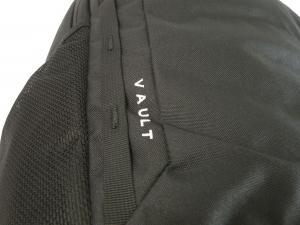 No.2 リュック ブラック メンズ バックパック デイパック VAULT ヴォルト