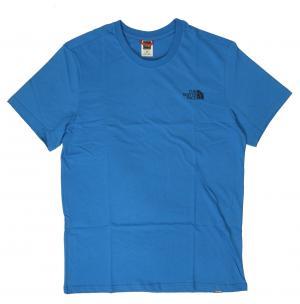 ザノースフェイス Tシャツ メンズ コットン 綿 Simple Doe Te