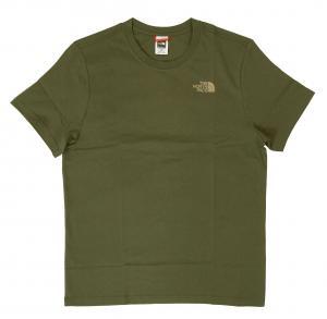 ザノースフェイス Tシャツ メンズ コットン 綿 レッドボックス Redbox Cel Te