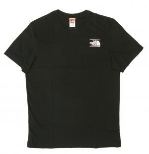 ザノースフェイス Tシャツ メンズ ブラック 黒 コットン 綿 Mnt Exp Te