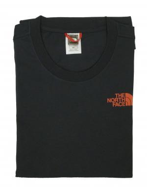 No.5 Tシャツ メンズ ネイビー 綿 レッドボックス Redbox Cel Te