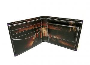 ポールスミス 財布 メンズ二つ折 ブラック/ミニクーパーナイトランガー MainPhoto