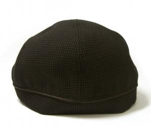 No.4 ハンチング 帽子 (ブラウン千鳥格子) Sサイズ(頭周り55.5cm)