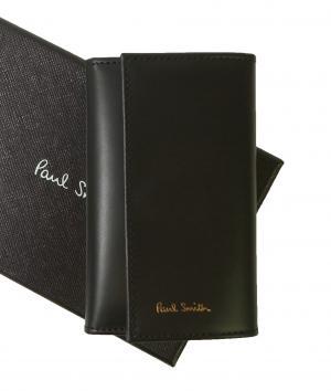 ポールスミス キーケース 6連 (ブラック+マルチストライプ) MainPhoto