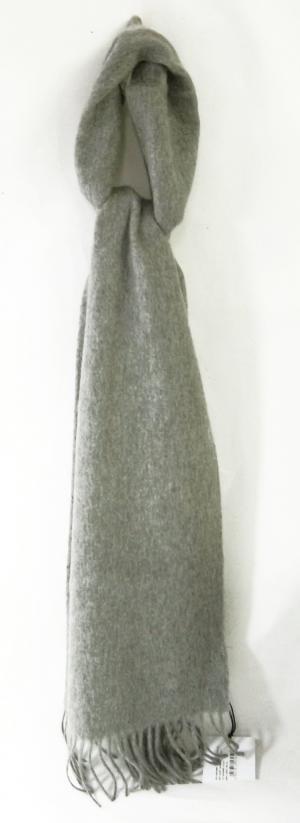 No.3 カシミアマフラー  (グレー)