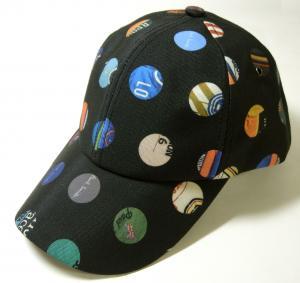 No.2 帽子 キャップ ハット メンズ Cycle Dot ベースボール ゴルフ