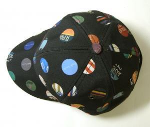 No.3 帽子 キャップ ハット メンズ Cycle Dot ベースボール ゴルフ