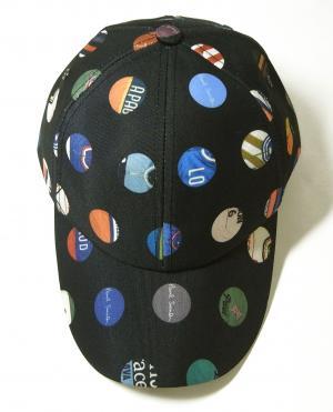 No.5 帽子 キャップ ハット メンズ Cycle Dot ベースボール ゴルフ