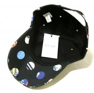 No.6 帽子 キャップ ハット メンズ Cycle Dot ベースボール ゴルフ