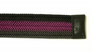 No.6 ベルト  メンズ  カジュアル  ウェビング  84cm