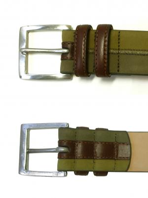 No.3 ベルト メンズ カジュアル レザー 90cm