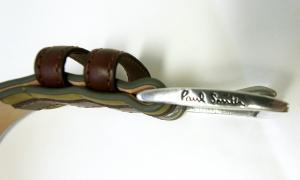 No.4 ベルト メンズ カジュアル レザー 90cm