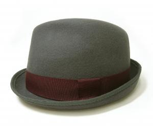 ポールスミス 帽子 中折れハット フェルトウール (グレー) Sサイズ(頭周り57cm) MainPhoto