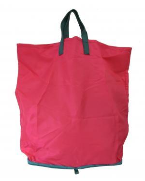 No.8 バッグ レディス トート エコバッグ ショッピング 折り畳み ピンク