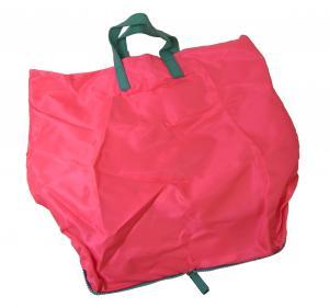 No.9 バッグ レディス トート エコバッグ ショッピング 折り畳み ピンク