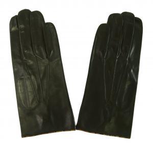 ポールスミス 手袋 メンズ レザー グローブ (ブラック) Lサイズ