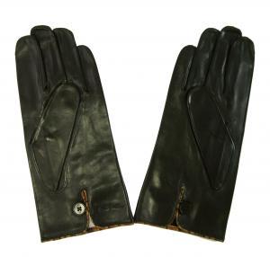 No.2 手袋 メンズ レザー グローブ (ブラック) Lサイズ