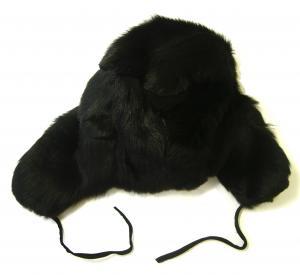 ポールスミス 帽子 ハンター シープスキン (ブラック)