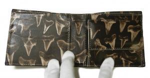 ポールスミス 財布 メンズ 二つ折 (ブラック/Shark Tooth)