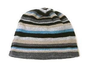 No.3 マフラー 手袋 帽子 セット メンズ ギフト (グレー)