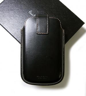 No.2 アイフォンケース iPhone・iPod カバー(ブラック)