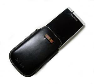 No.3 アイフォンケース iPhone・iPod カバー(ブラック)
