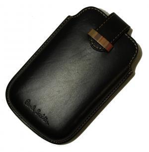 No.4 アイフォンケース iPhone・iPod カバー(ブラック)