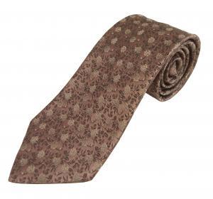 ポールスミス ネクタイ シルク 花柄 ピンク 剣先幅8cm