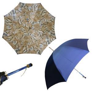パソッティ 傘 かさ レディース ネイビー アンブレラ Style 189
