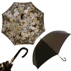 パソッティ 傘 かさ レディース アンブレラ ダークブラウン  Style 189