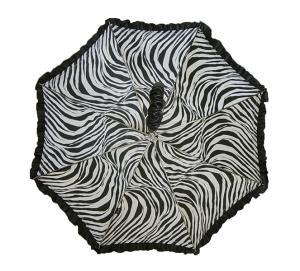 No.3 傘 かさ レディース ブラック アンブレラ Style 229N