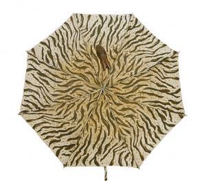 No.3 折り畳み傘 かさ レディース ウサギのウッドハンドル Style 257