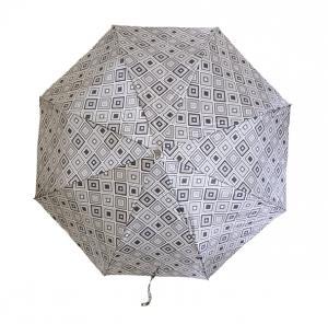 No.2 傘 折り畳み レディース 幾何学プリント Style 257