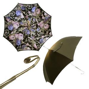 パソッティ 傘 かさ レディース カーキ アンブレラ Style 396