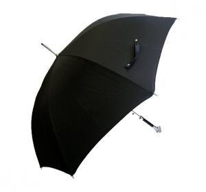 No.2 メンズ 傘 かさ ブラック 帽子を被ったサル Style 478