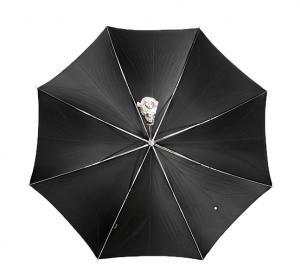 No.4 メンズ 傘 かさ ブラック 帽子を被ったサル Style 478