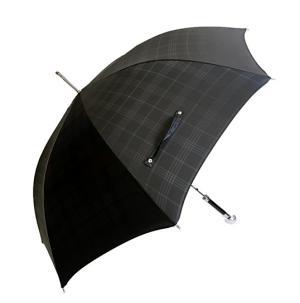 No.2 かさ メンズ 傘 ブラック ゴルフボール ハンドル Style 478