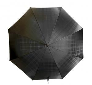 No.3 かさ メンズ 傘 ブラック ゴルフボール ハンドル Style 478